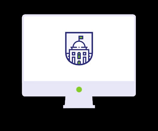 webstránka pre obce